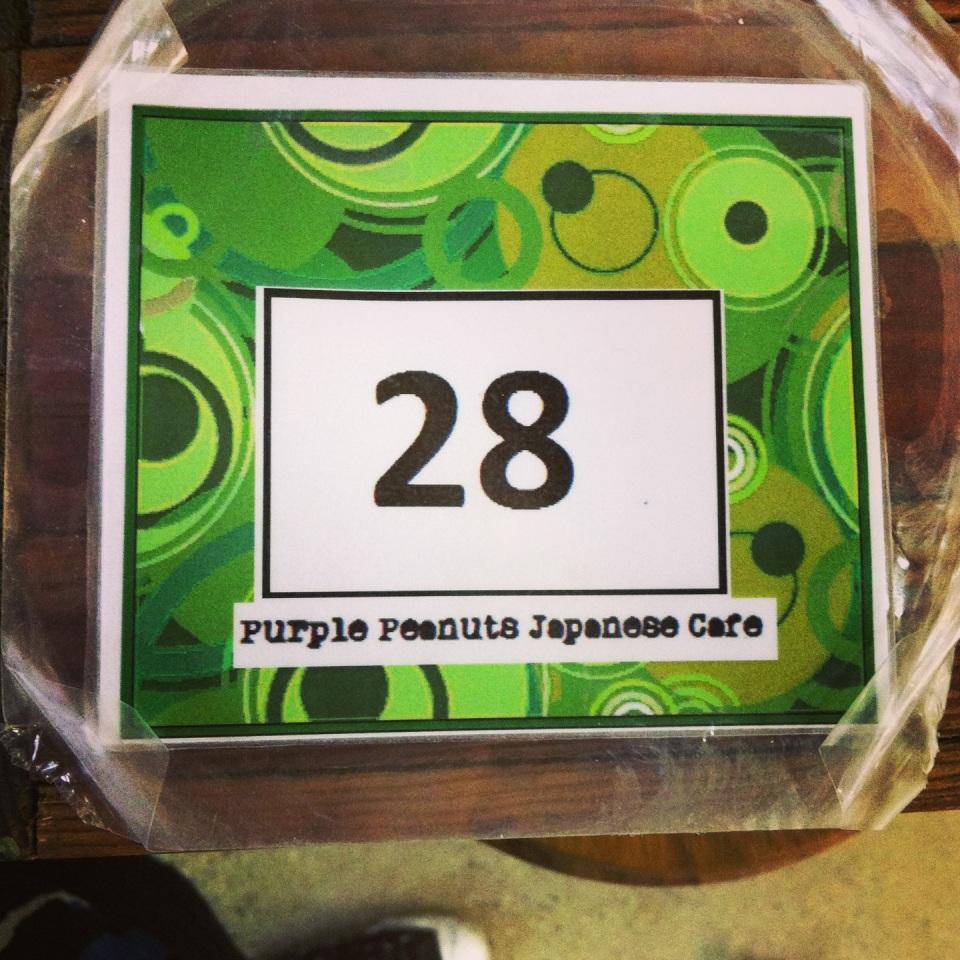 Purple Peanuts again