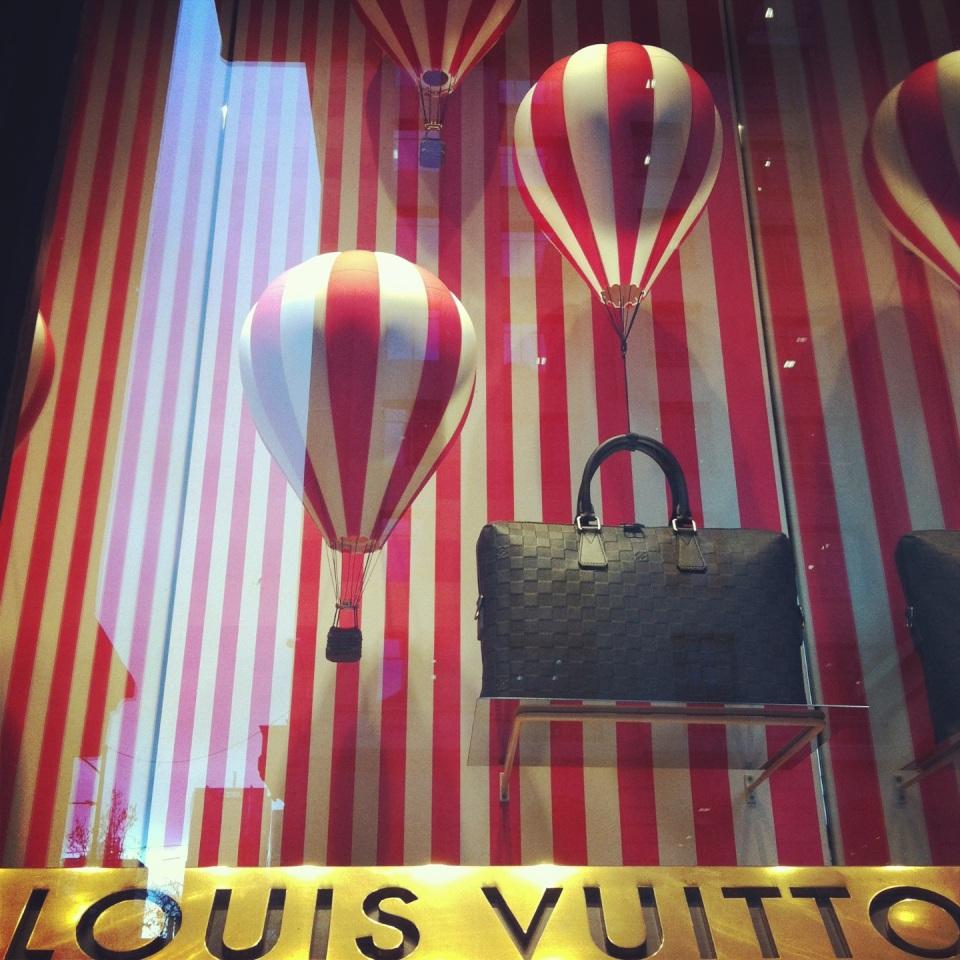 Louis Vuitton, Collins Street