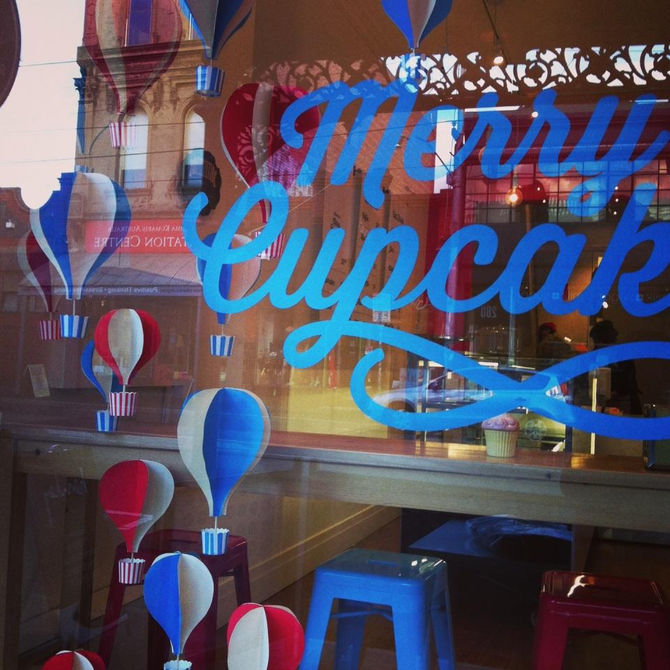 Merry Cupcakes, Brunswick Street